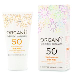 Crema Solar Organii SPF50
